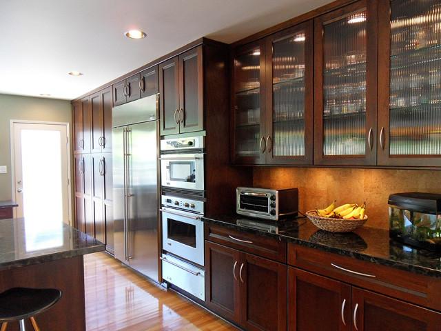 Mid Century Modern Kitchen Modern Kitchen