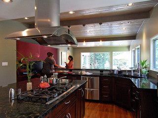 Mid-Century Modern Kitchen modern kitchen