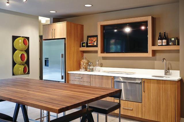 Mid-Century Modern midcentury-kitchen