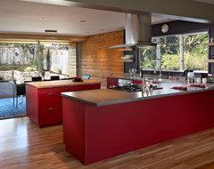 Kraft Custom Construction_00 Mid Century Modern Kitchen.jpg midcentury-kitchen