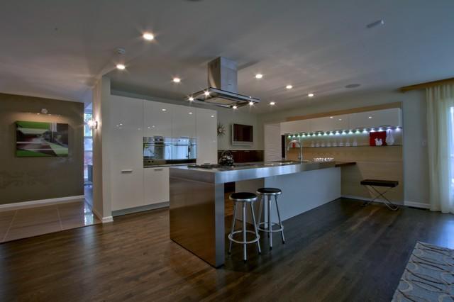 Mid Century Modern Whole House Renovation Design By MWHarris Midcentury