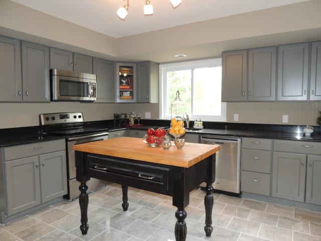 Gentil Mid Continent Cabinetry Kitchen, St Louis