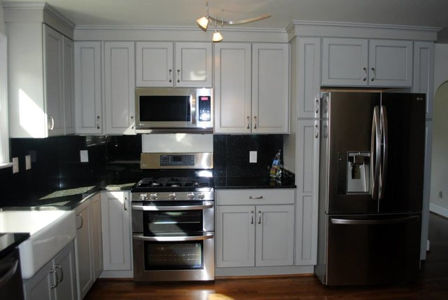 Mid continent cabinetry stone cabinets with black glaze - Mid continent cabinets ...