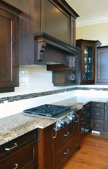 Mid island cabinets custom cabinetry traditional for Kitchen cabinets vancouver island