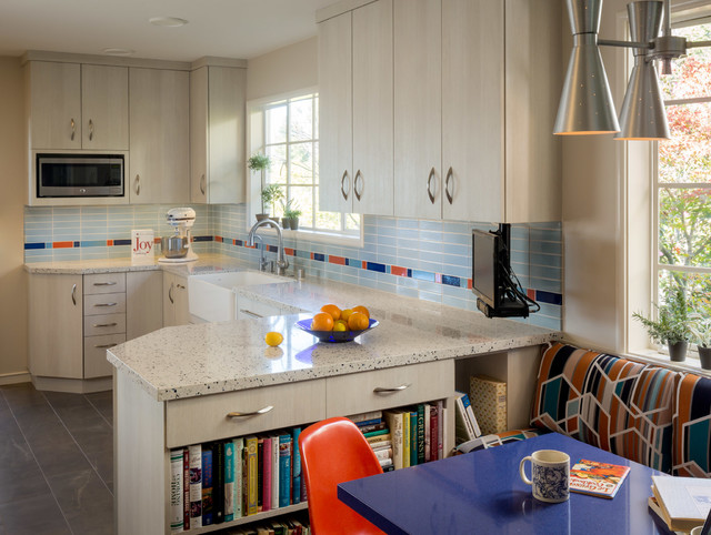 Midcentury Atomic Ranch Kitchen Remodel