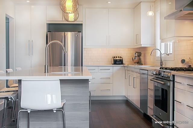 Mid Century Modern Ikea Kitchen Reno Midcentury