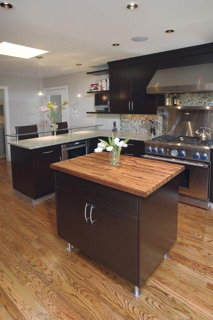 Midcentury Makeover Modern Kitchen Atlanta By Designs By Bsb