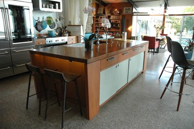 Midcentury Riviera midcentury-kitchen