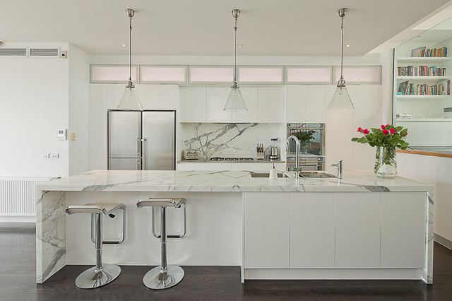 kitchen designers melbourne middle park modern kitchen melbourne by the 1463