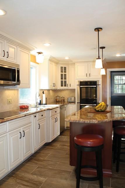 middleboro traditional kitchen boston by european kitchen design boston