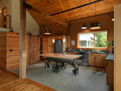 Middlebury Barn Renovation