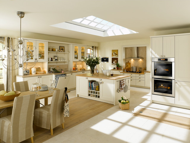 MIELE traditional-kitchen