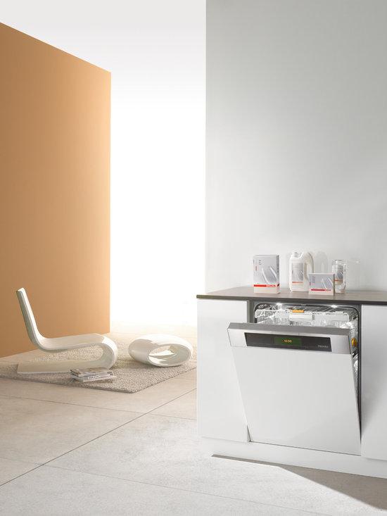 Miele Dishwasher - Miele Dishwasher