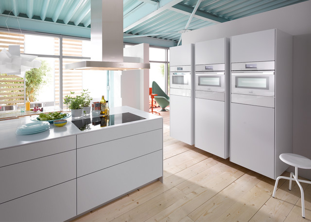 miele generation 6000 kitchen appliances contemporary kitchen los angeles by universal. Black Bedroom Furniture Sets. Home Design Ideas