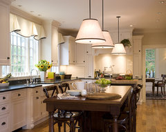 Mignon Road traditional kitchen