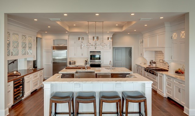 Milazzo Home Ponte Vedra Beach Traditional Kitchen Jacksonville By Signature Kitchen