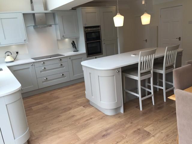 Milbourne Partridge Grey Kitchen