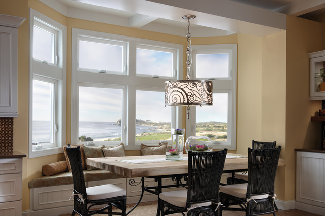 Milgard Tuscany® Windows in Kitchen eclectic-kitchen