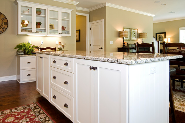 Mill Creek Model Home  Traditional  Kitchen  other metro  by
