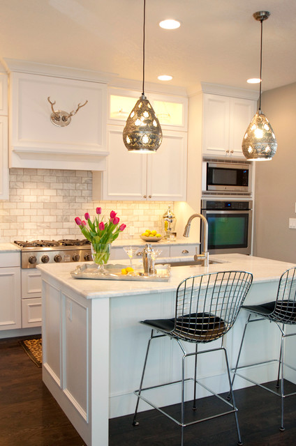 Mill Site House Traditional Kitchen Boise By