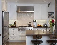 Mill Valley contemporary-kitchen