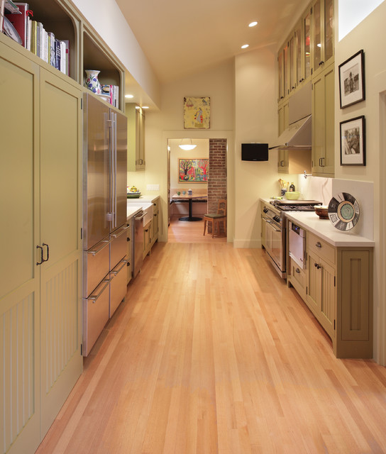 Mill Valley, California, That's My Home traditional-kitchen