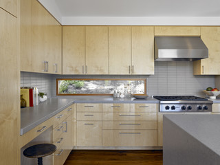 Mill Valley House Modern Kitchen San Francisco By