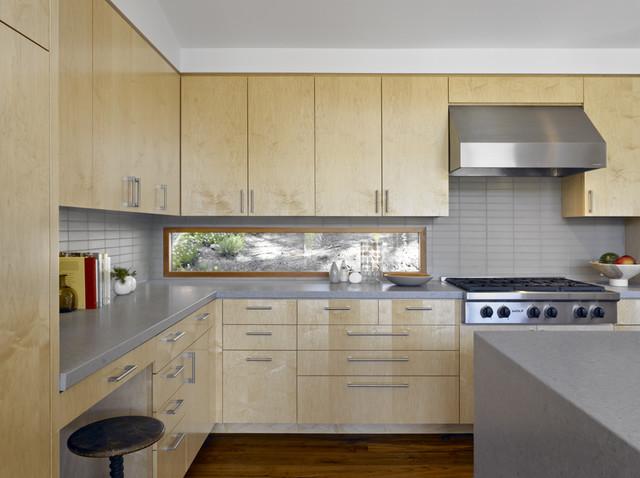 Mill Valley House Modern Kitchen San Francisco By Yamamar Design