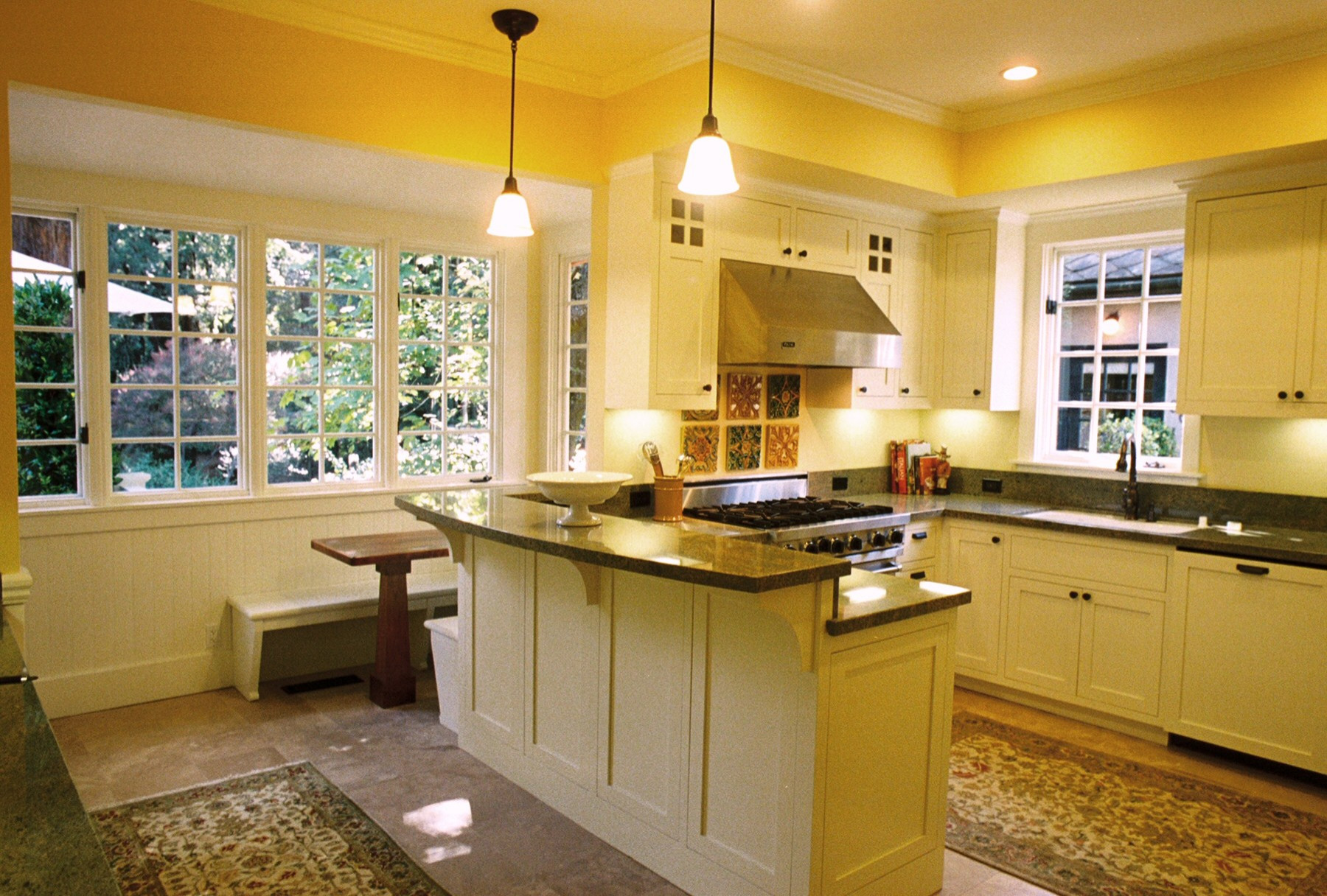 Mill Valley Shingle style re-build