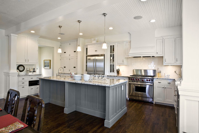 Millcreek Kitchen traditional-kitchen