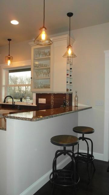 Miller Custom Home eclectic-kitchen