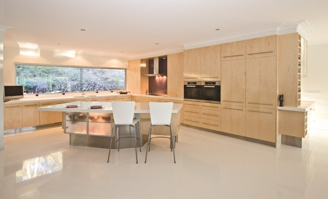 Miller Project contemporary-kitchen