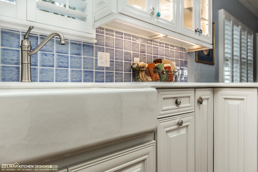Miller (Waypoint) Zelmar Kitchen Remodel