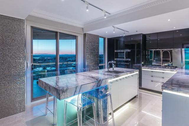 Milson 39 S Point Sydney Contemporary Kitchen Sydney By Mal Corboy Design