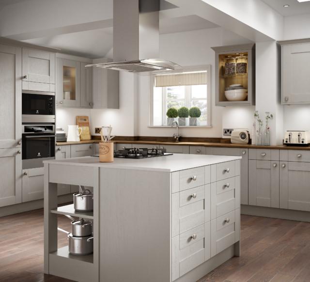 Kitchen Cabinets Wickes: Contemporary