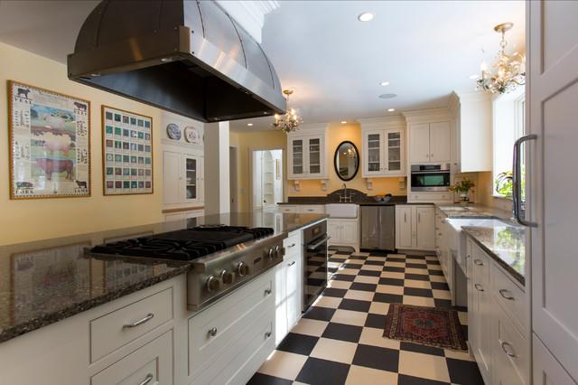 Milton Kitchen Traditional Kitchen Boston By