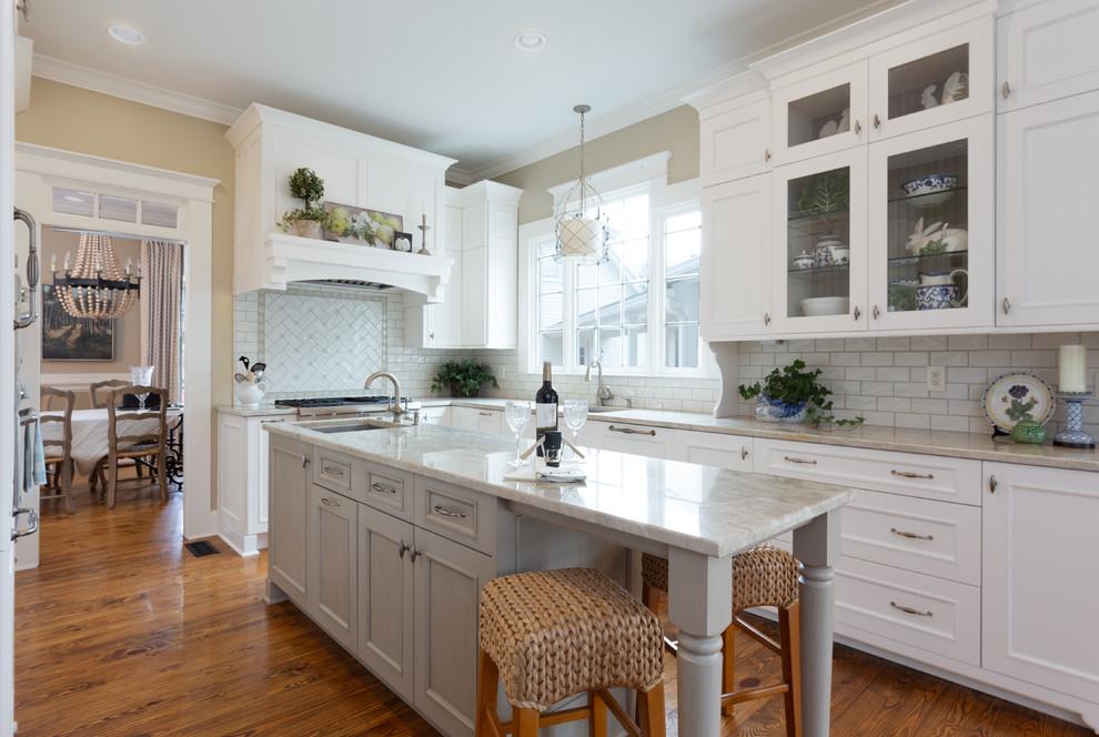 Milton Kitchen Remodel - Traditional - Kitchen - Atlanta ...