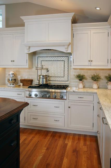 Milton Kitchen traditional-kitchen
