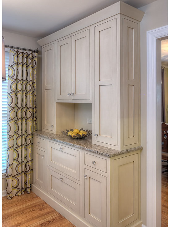 Shaker Cabinets Home Design Ideas, Pictures, Remodel and Decor