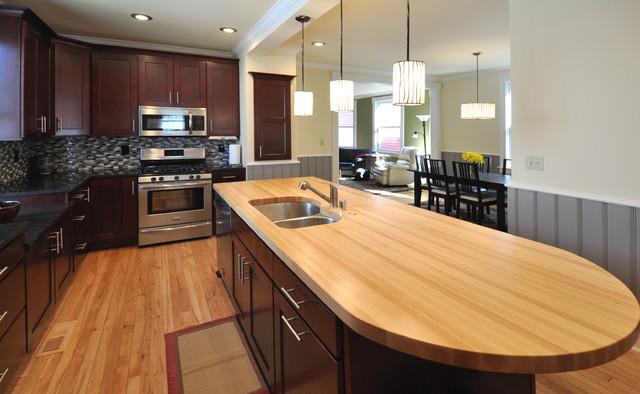 Milwaukee Kitchen Remodel contemporary-kitchen