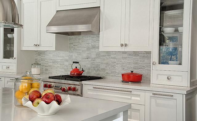 Mineola House contemporary-kitchen