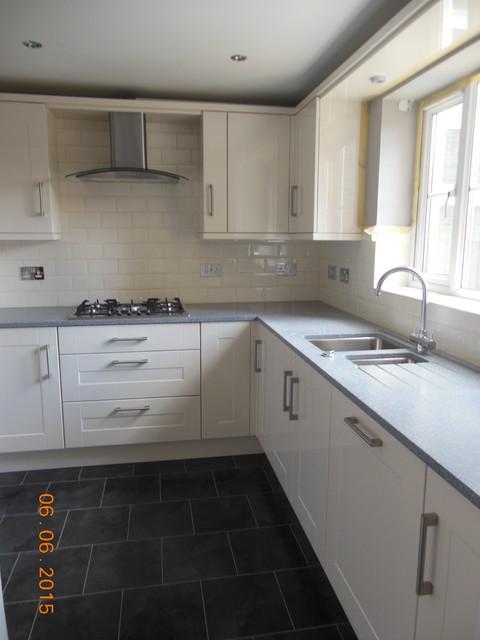 Minerva newport contemporary kitchen other by for Gwent garden designs ltd