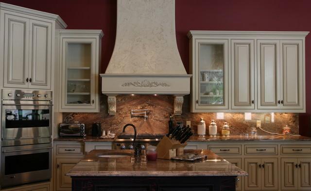 Misc. Work traditional-kitchen