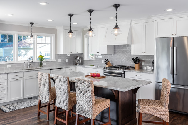How To Make Your Kitchen Island New Favorite Dining Spot