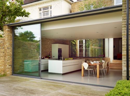 Home Kitchen extension design