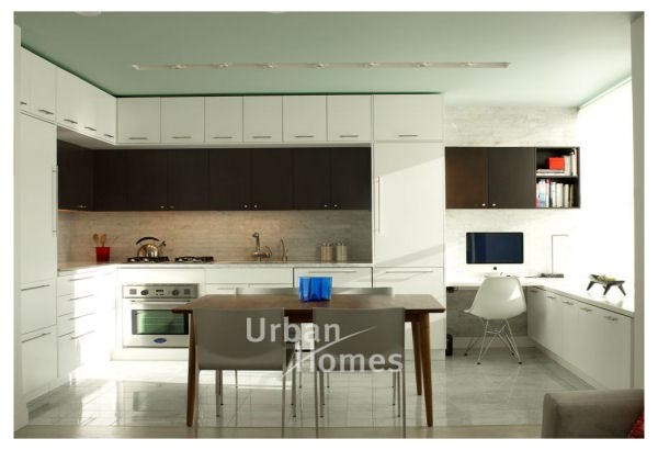 New York Kitchen Design Minimalist Prepossessing Minimalist Kitchen Design  Modern Kitchen New York Urban . Decorating