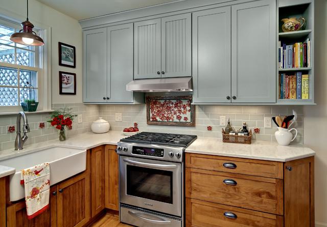 Minneapolis Kitchen '12 traditional-kitchen