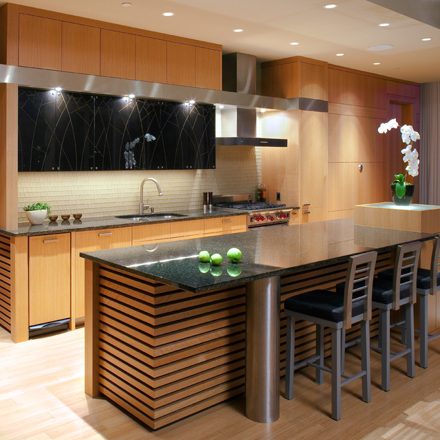 Minneapolis Loft Kitchen Asian Kitchen Minneapolis By Bjella Architecture And Interior
