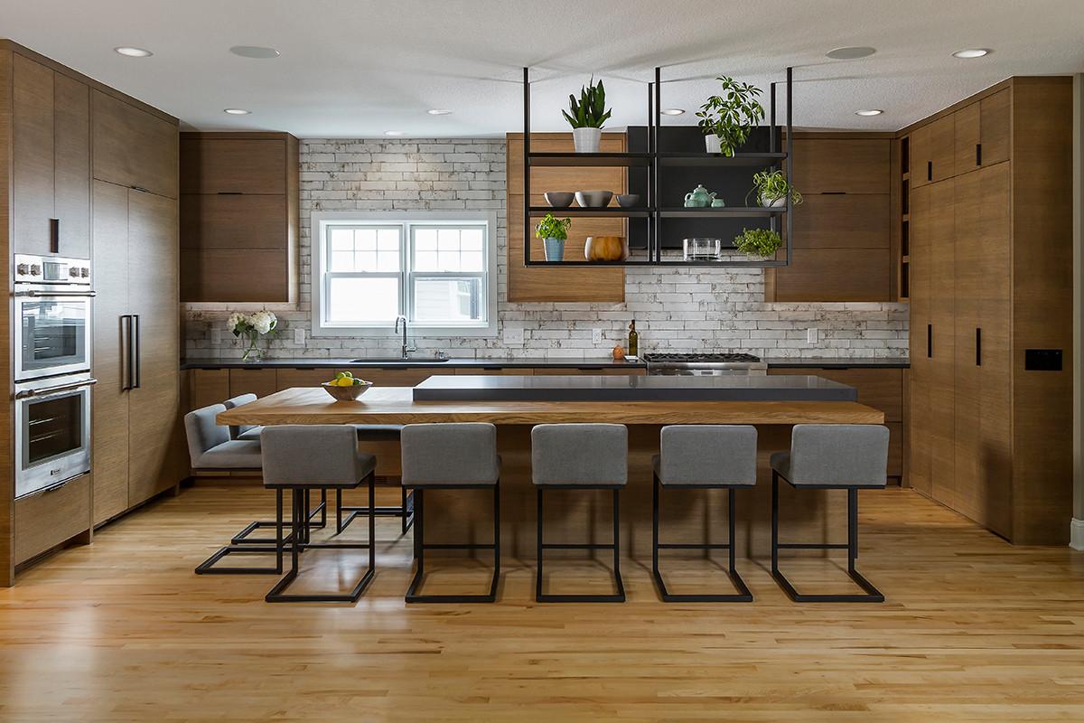MInneapolis Modern Kitchen and Bath