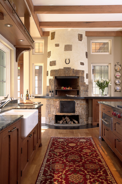 Minneapolis tudor residence traditional kitchen minneapolis by tea2 architects - Kitchen design minneapolis ...